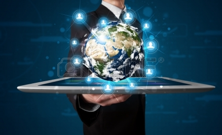 20201010-young-businessman-presenting-3d-earth-globe-in-tablet