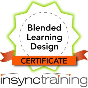 Blended Learning Design Certificate