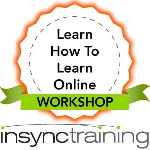Learn How to Learn Online (LHTLO) Workshop