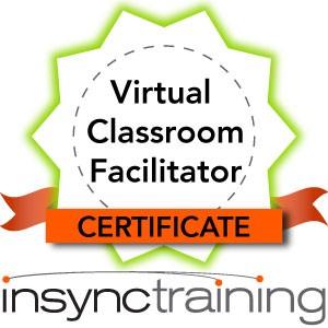 Virtual Classroom Facilitator Certificate