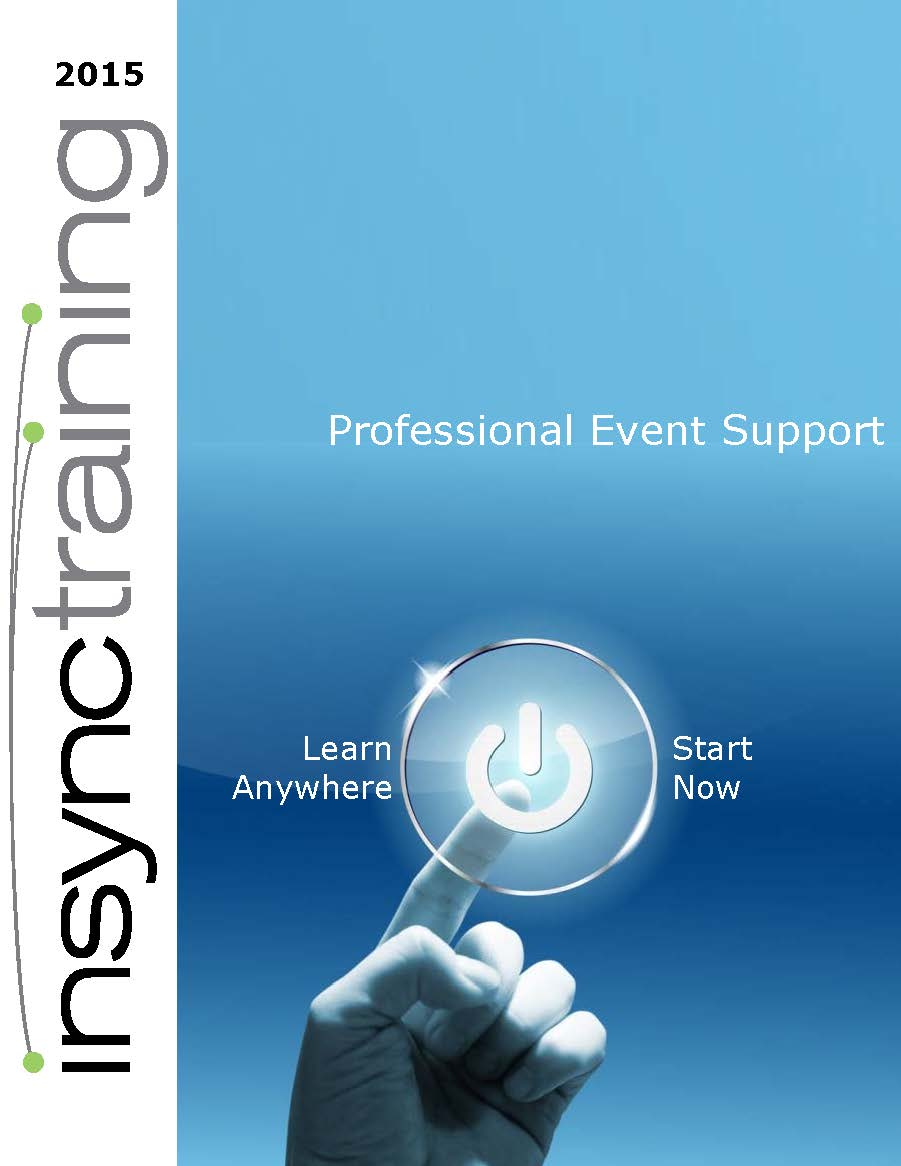 Professional Event Support